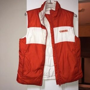 Columbia CLEMSON TIGERS Reversible Vest